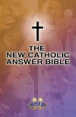 Catholic Answers Bible - Book Revised New American Bible Edition By Catholic Answers Bible