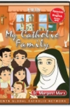 My Catholic Family - St. Margaret Mary - DVD