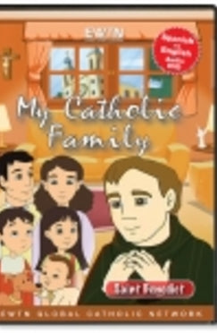 My Catholic Family - St. Benedict - DVD