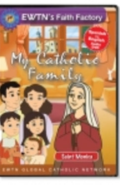 My Catholic Family - St. Monica - DVD