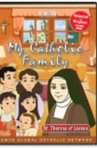 My Catholic Family - St. Therese of Lisieux - DVD