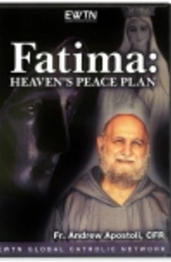 Fatima: Heaven's Peace Plan - DVD