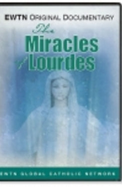 Miracles of Lourdes - DVD
