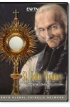 St. John Vianney: Heart of the Priesthood - DVD