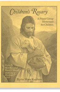 Children's Rosary - Booklet