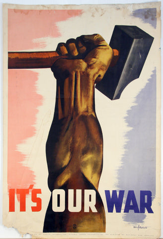 It's Our War, 1941