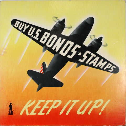 Buy us Bonds Stamps, 1942