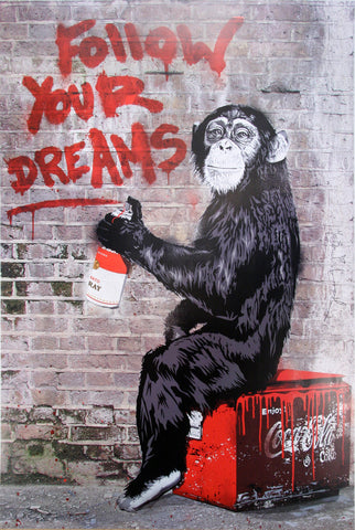 Mr Brainwash - Follow Your Dreams