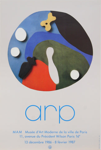 Arp - Exposition 1987