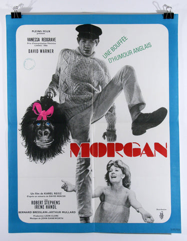 Morgan, Film 1966