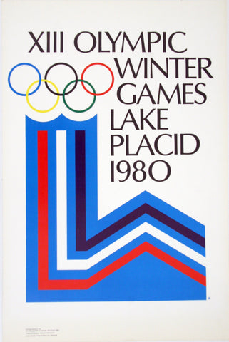 XIII Olympic Winter Games, Lake Placid 1980