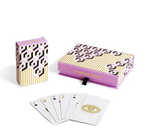 Jonathan Adler Versailles Playing Card Set