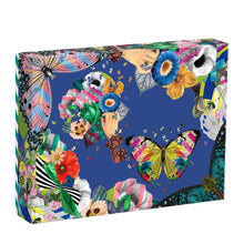 Load image into Gallery viewer, Christian Lacroix Heritage Collection Frivolités Set of 2 Shaped Puzzle Set