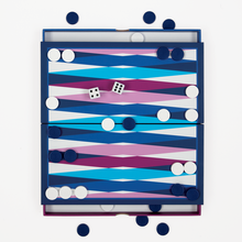 Load image into Gallery viewer, Jonathan Adler 2-in-1 Travel Game Set
