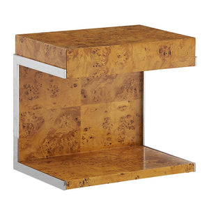 Jonathan Adler Bond Cantilevered Side Table