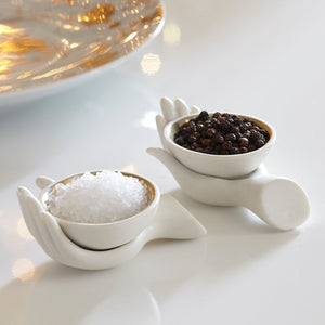 Jonathan Adler Eve Salt and Pepper Cellars