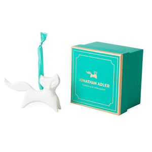 Jonathan Adler Fox Ornament