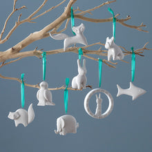 Load image into Gallery viewer, Jonathan Adler Fox Ornament