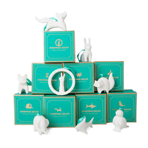 Jonathan Adler French Bulldog Ornament