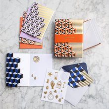 Load image into Gallery viewer, Jonathan Adler Versailles Notecard Set