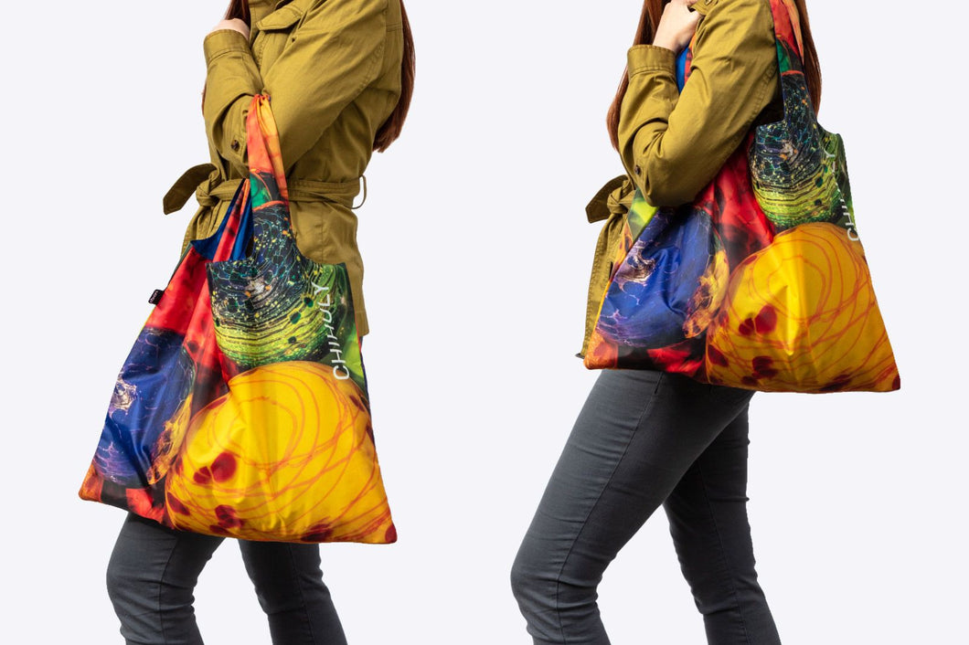 Chihuly Float Boat Tote Bag
