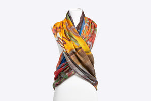 Chihuly Limited Edition Scarf No. 11