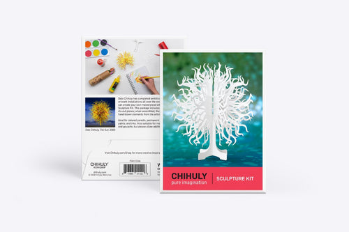 Chihuly Pure Imagination Sculpture Kit- Sun