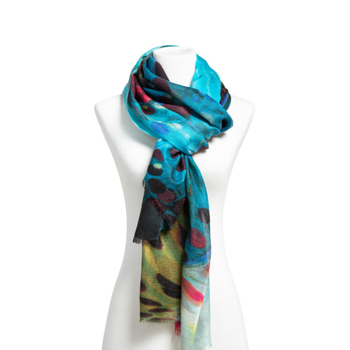 Chihuly Limited Edition Scarf No. 9