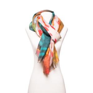 Chihuly Limited Edition Scarf No. 7