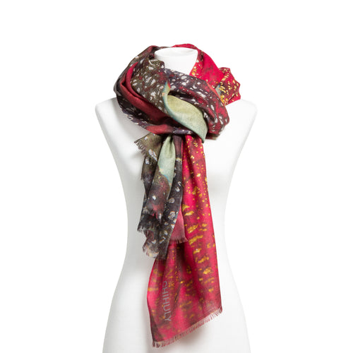 Chihuly Limited Edition Scarf No. 10