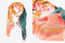 Load image into Gallery viewer, Chihuly Limited Edition Scarf No. 7