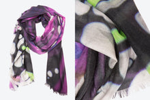 Load image into Gallery viewer, Chihuly Limited Edition Scarf No. 8