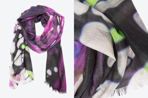 Chihuly Limited Edition Scarf No. 8