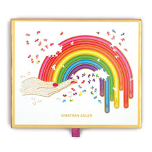 Load image into Gallery viewer, Jonathan Adler Rainbow Hand Shaped Puzzle