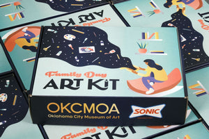 SONIC Foundation Family Day Art Kits