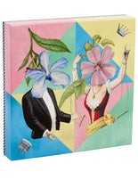 Load image into Gallery viewer, Christian Lacroix Let's Play Two Sided Jigsaw Puzzle