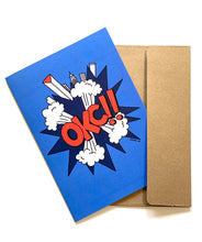 Load image into Gallery viewer, Arjan Jager OKC!! Note Card
