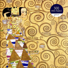 Load image into Gallery viewer, Klimt Expectation 500 Piece Puzzle