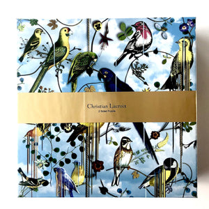 Christian Lacroix Bird's Sinfonia Puzzle