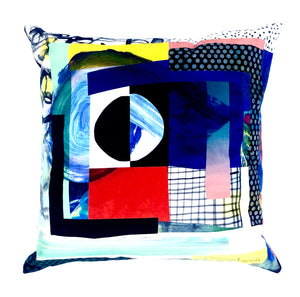 Christian Lacroix Sunset Mix Pillow