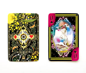 Christian Lacroix Maison de Jeu Double Deck of Cards