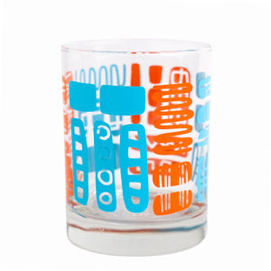 Mambo Old Fashioned Glass