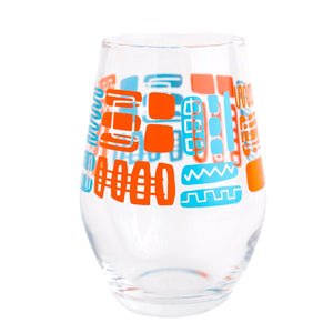 Mambo Concerto Stemless Wine Glass