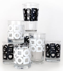 Modernista Beer Glasses Set