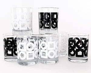 Modernista Old Fashioned Glasses Set