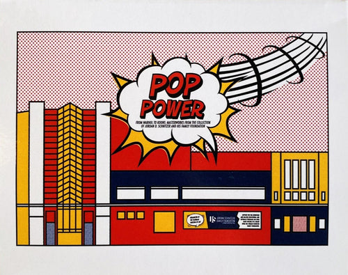 OKCMOA Pop Power 200 Piece Puzzle