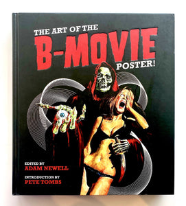 The Art of B-Movie Poster!