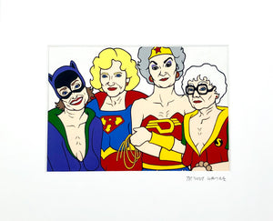 Trevor Wayne Pop Art Series Prints