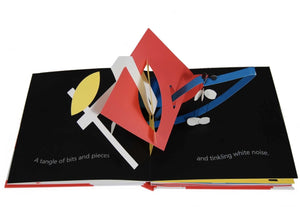 White Noies: A Pop-up Book for Children of All Ages