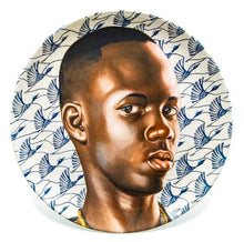 Load image into Gallery viewer, Kehinde Wiley Porcelain Plate Series
